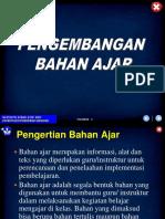 Pengembangan Bahan Ajar DEPDIKNAS (2)