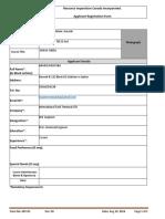 ARF-01 Applicant Registration Form (1)