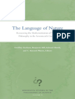Geoffrey Gorham, Benjamin Hill, Edward Slowik (Eds.)-The Language of Nature _ Reassessing the Mathematization of Natural Philosophy in the 17