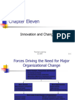 OB-23 Ch11-Innovation and Change