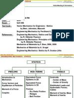 Intro Mechanics Statics Copy