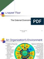 OB-23 Ch04-The External Environment
