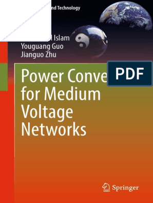 Power Converters for Medium Voltage Networks: Md  Rabiul