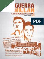 El Crimen Del Liceo Sanz