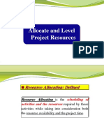 Topic_5_Allocate and Level Resources1