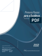 Primeiros Passos Para a Excelencia PNQ 2002 Brz