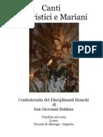 Canti Eucaristici e Mariani
