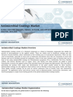 Antimicrobial Coatings Market