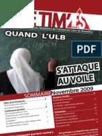 The Tim'Es - Novembre 2009 - V.1 Couleur