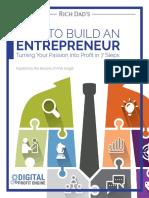 HOW-TO-BUILD-AN-ENTREPRENEUR Rich Dad.pdf