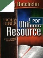 Ultimate Resource, The - Doug Batchelor