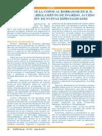Alegaciones al Borrador de R. D. que aprueba el reglamento de ioposiciones