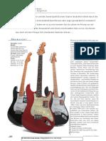 Stratocaster  Pickups im Vergleich