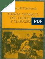 Pashukanis-Teoria General Del Derecho y Marxismo