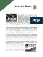 Muerte Salvador EBV