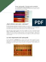 Cómo hacer un buen subrayado.pdf