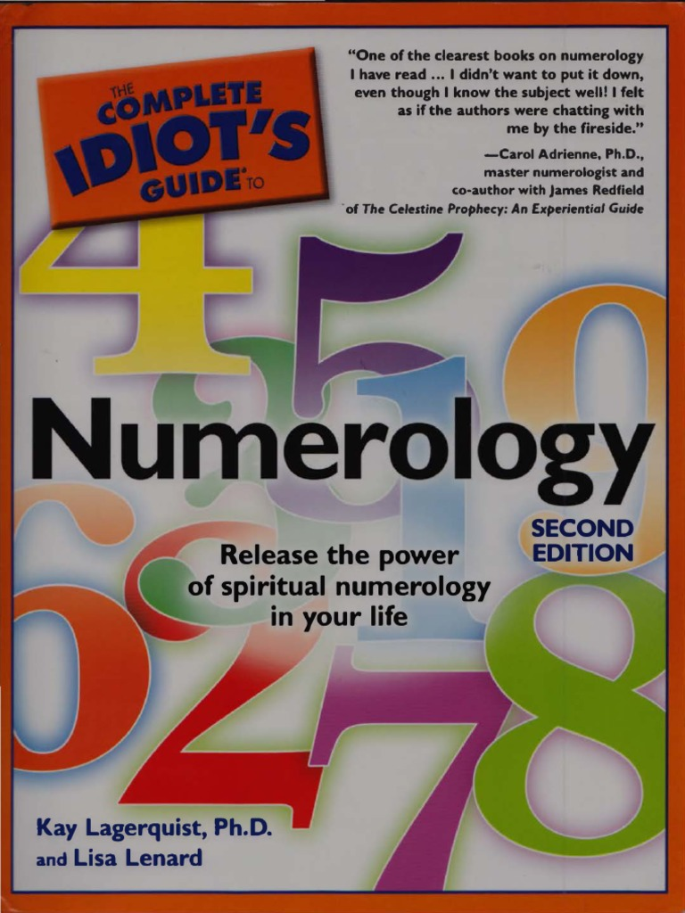 Key lagerquist lisa renard the complete idiots guide to numerology key lagerquist lisa renard the complete idiots guide to numerologypdf karma religious belief and doctrine fandeluxe Choice Image