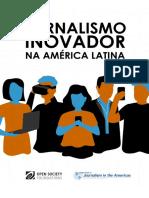 Jornalismo Inovador Na América Latina