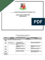 Rangka Rancangan 2017