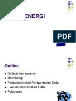Manajemen Energi - 04 Audit Energi-2017