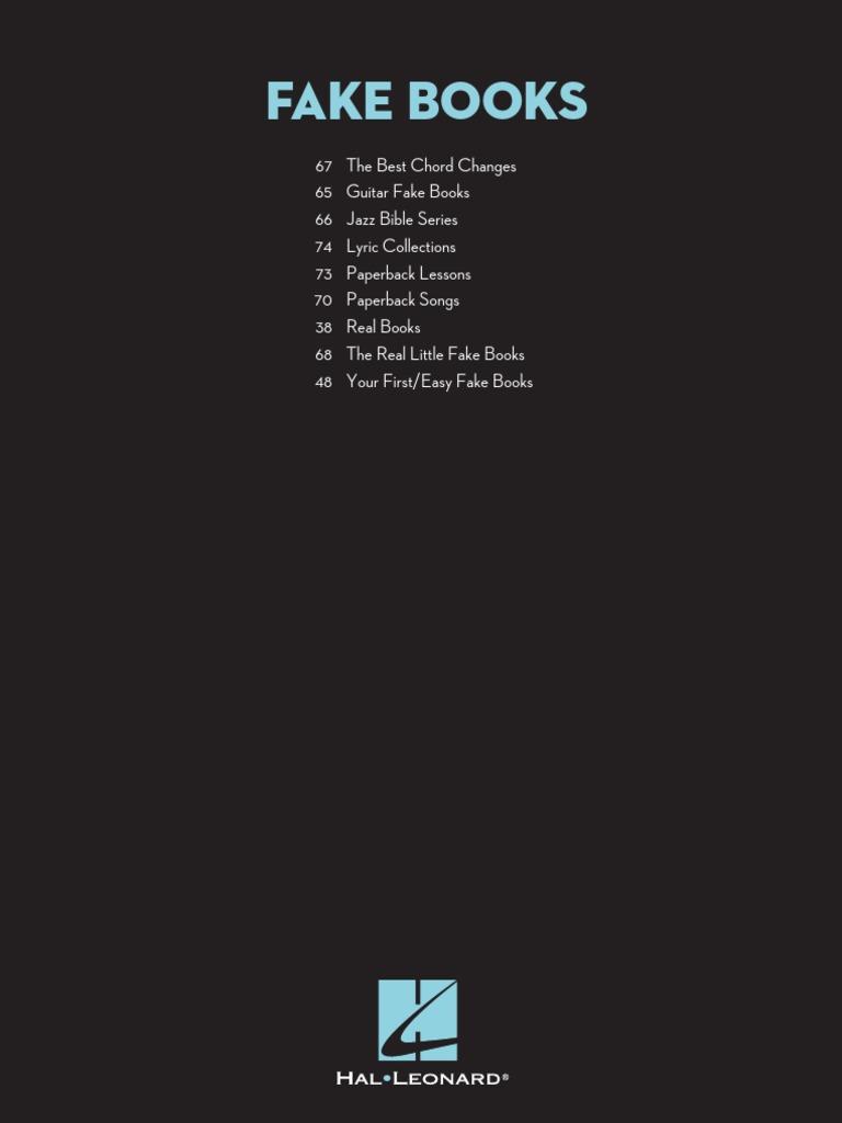 2010pvcatalogfakebookspages37 74pdf Jazz Christmas Music