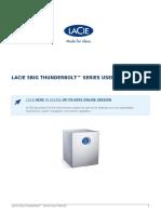 Lacie 5big Thunderbolt Series User Manual
