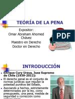 TEORIA DE LA PENA-DR. AHOMED.ppt