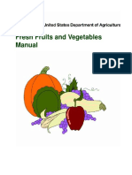 USDA Fv Manual