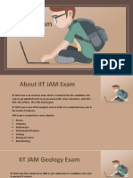 IIT JAM Geology