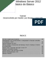 Dicas de Windows Server 2012 - por Danilo Luiz Borges Lorençatto