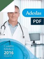 ADESLAS - Cuadro Médico Madrid.pdf