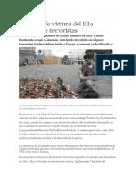 Massoud de Victima a Cazador de Terroristas
