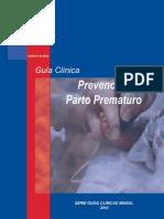 21.- Guía Clínica Prevención Parto Prematuro.pdf