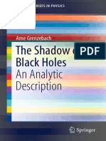 The Shadow of Black Holes