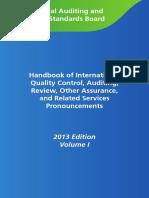 Iaasb Handbook 2013 Vol1