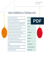 Christmas Worksheet 1