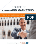 eBook Guide Inbound Marketing