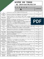 Relac.tesis Al 06-03-2014