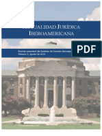 Revista Actualidad Jurídica Iberoamericana