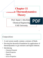 11 Chapter 11 Solution Thermodynamics_ Theory_ Modified