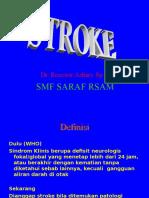 Pathophysiology of Stroke20101