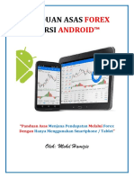 Panduan Asas Forex Versi Android