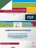 Qué Beneficios Recibirán FARC