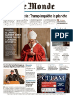 Le Monde Du Dimanche 13 Etlundi 14 Aout 2017 (1)