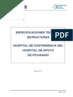 Especificaciones Tecnicas Pichanaki 14-03-17