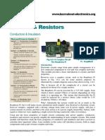 Resistors Module 01