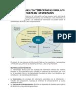 METODOLOGÍAS CONTEMPORÁNEAS PARA LOS SISTEMAS DE.docx