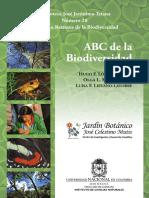 ABC de La Biodiversidad Lopez-Arevalo H.F. O. Montengro L. F- Lievano-Latorre2014