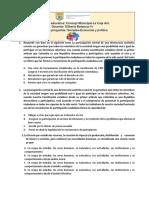 Banco de Preguntas Sociales-Economía y Política