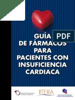 Guia Farmacos Para Pacientes Con Insuficienca Cardiaca Descargable Cardiofamilia Programa Itera 20101213